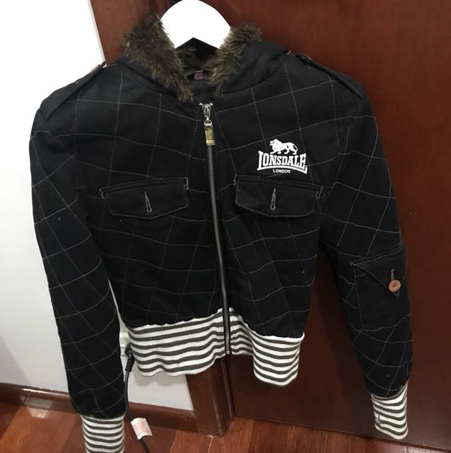 Lonsdale thick winter jacket