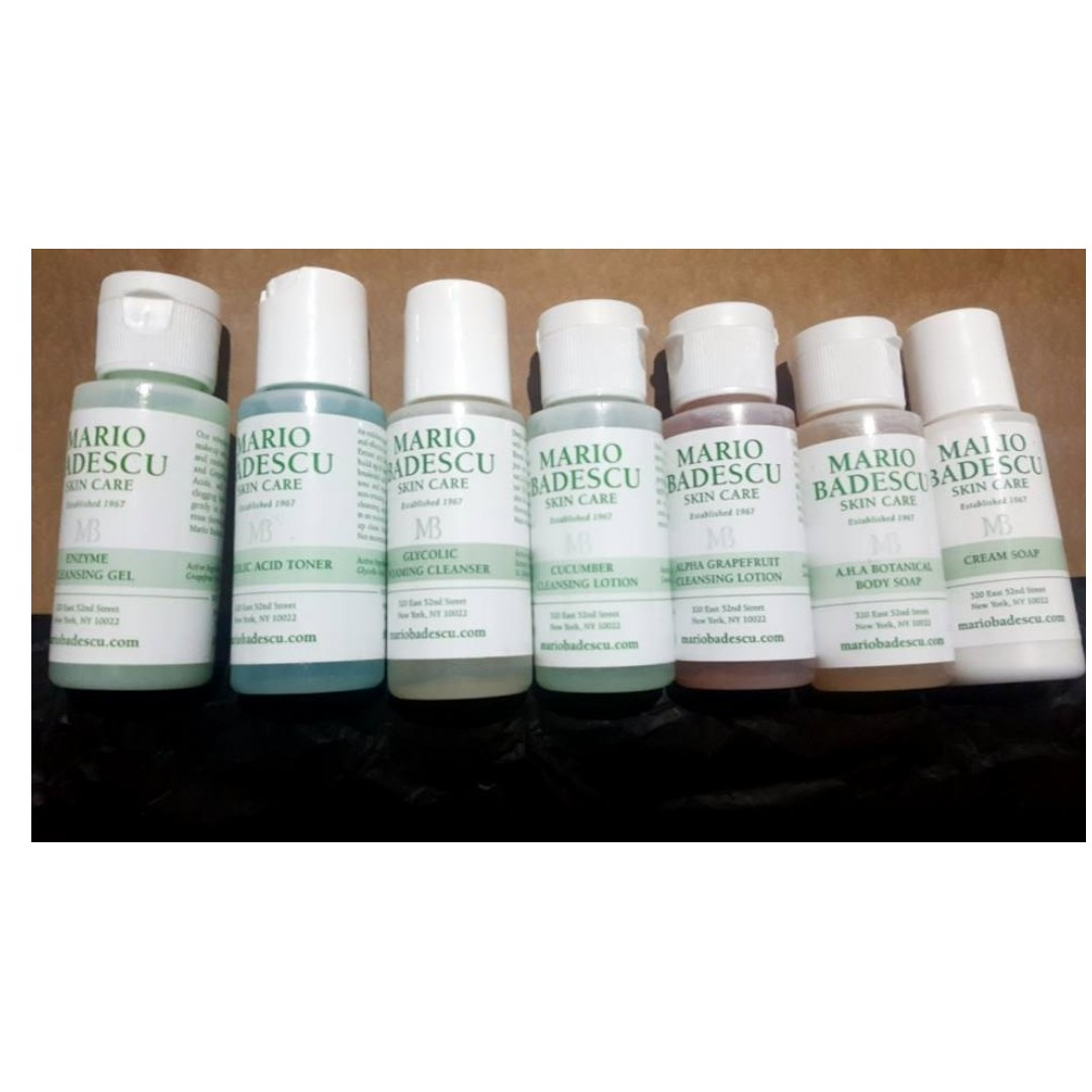 MARIO BADESCU ASSORTED SKIN PRODUCTS $4 EACH (BRAND NEW & AUTHENTIC)