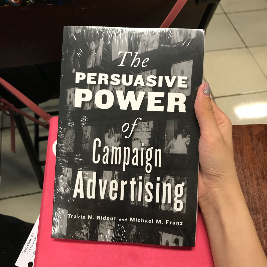 [Marketing Communication Book) - persuasive power of campaign advertising