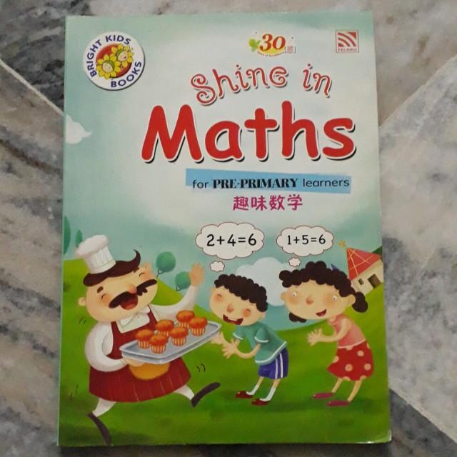Maths Preschool/ Kindergarten
