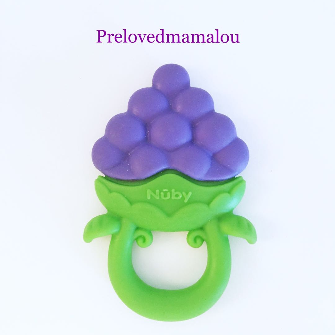#Maumothercare teether Nuby