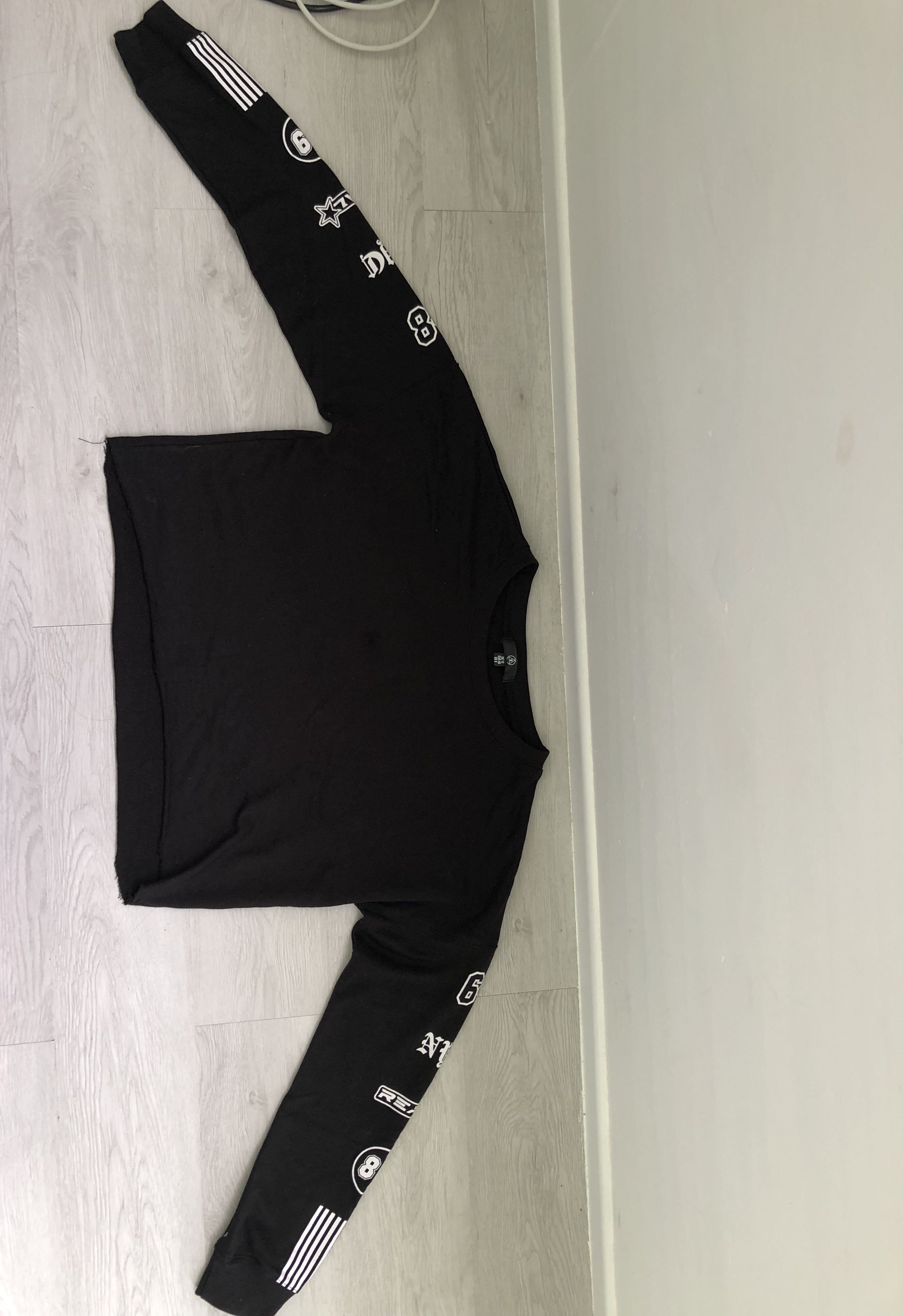 Misguided Cropped Jumper