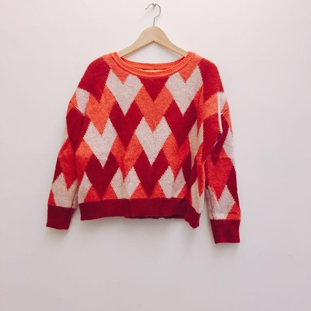 MOMA海馬毛+毛上衣