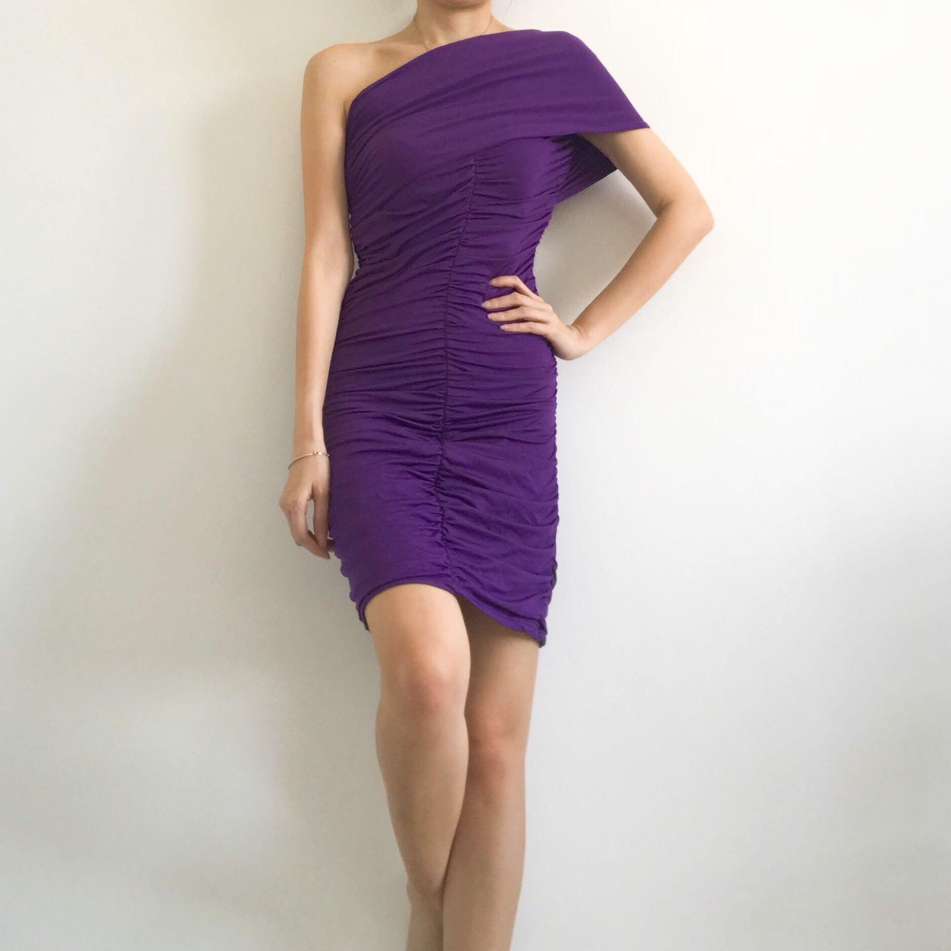 Multiway Purple Dress