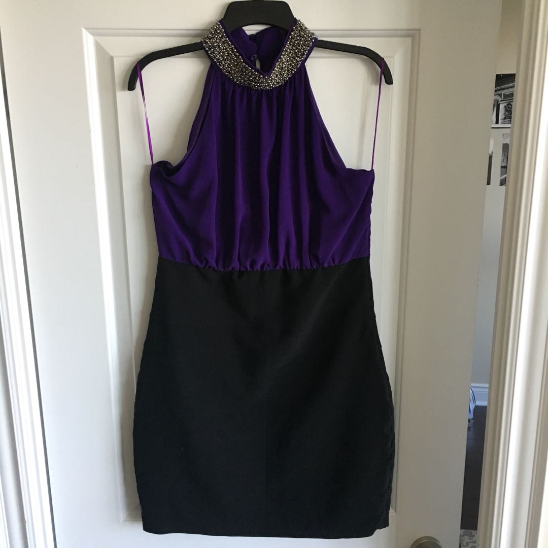 New Halter Bodycon Dress (XL)