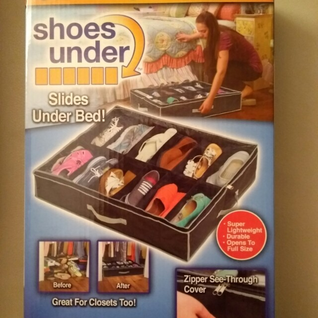 New in Box - Shoes organizer - AS SEEN ON TV