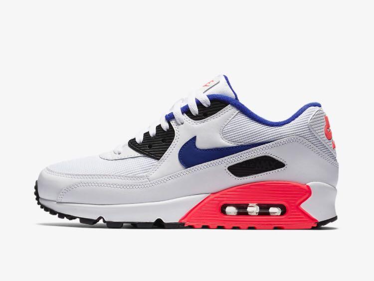 Crimson Air Bright Max 90 Nike 3Aj4RLqc5