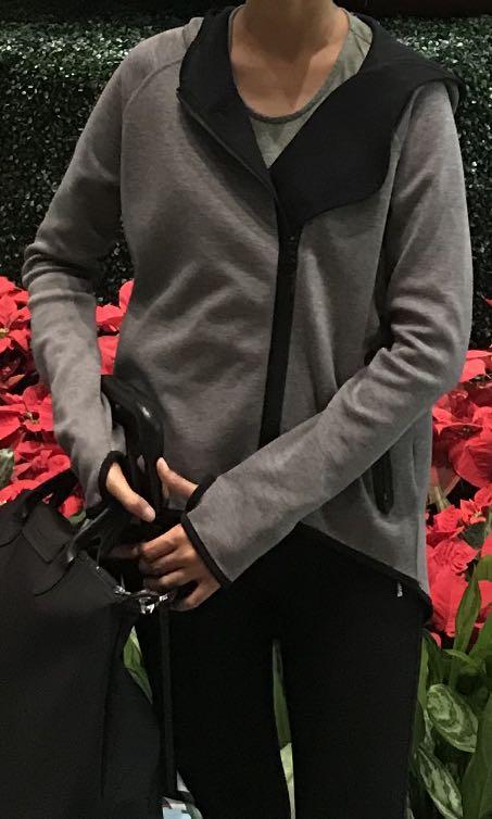 Nike gray jacket🧥 bought in korea 2017