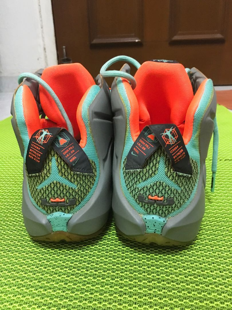 3f6776468fd8 NIKE  LEBRON JAMES XII BASKETBALL SHOES