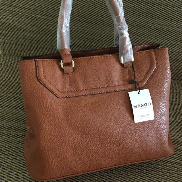 Original Mango Shoulder Handbag