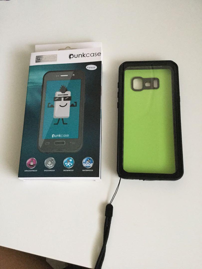 new arrivals a9cb8 8397a Original PunkCase (Samsung Galaxy S8 plus)