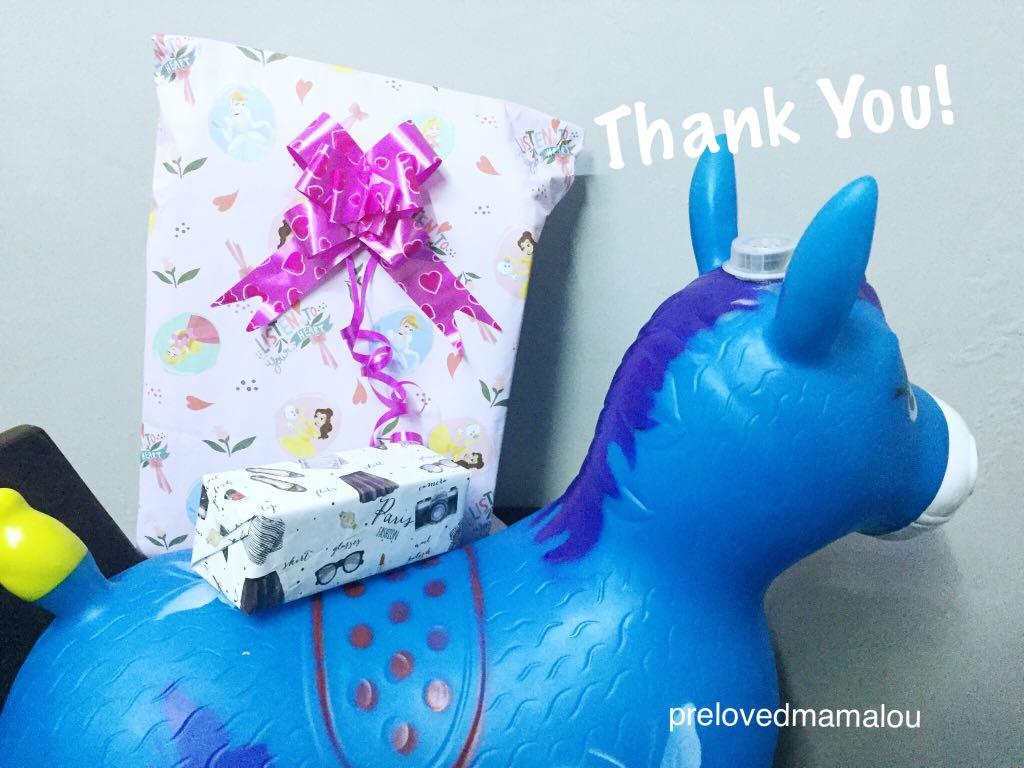 Package for today ♥️ Terima kasih bunda #MauMothercare
