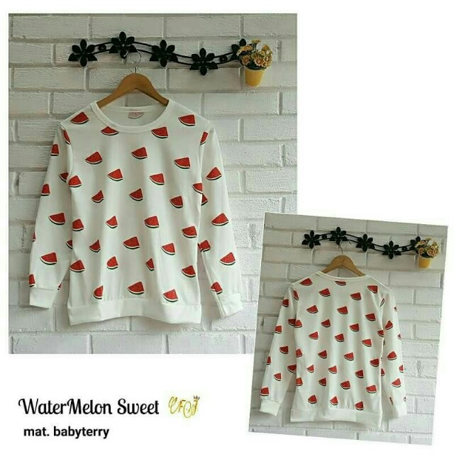 PROMO! Watermelon Sweater - S_TA