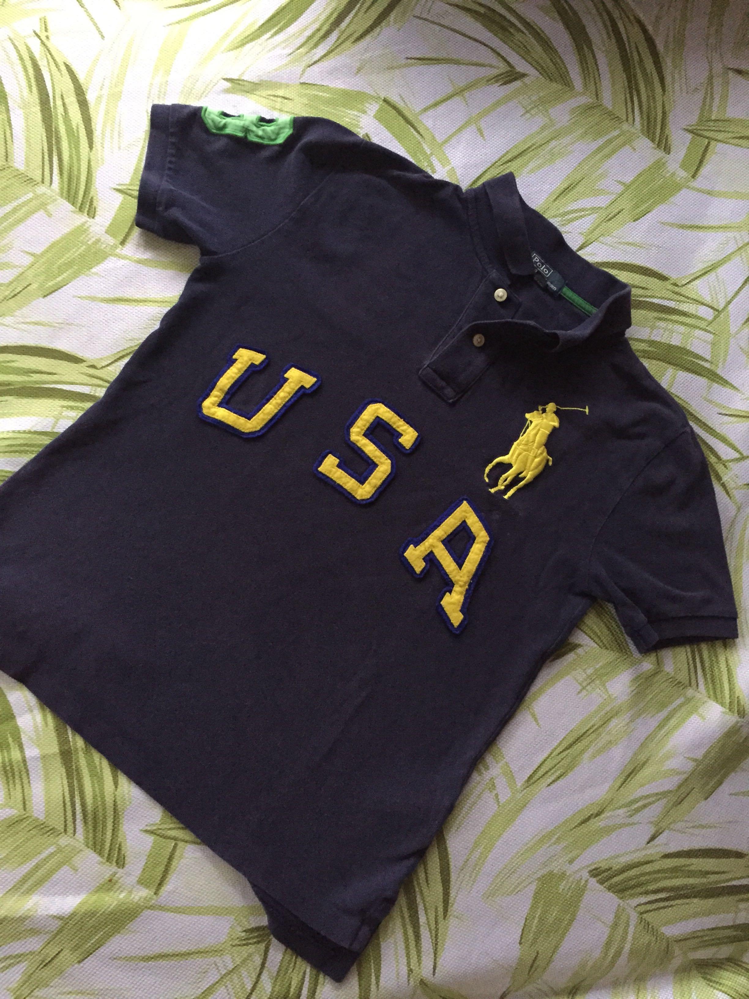 Ralph Lauren Tshirt polo shirt authentic USA