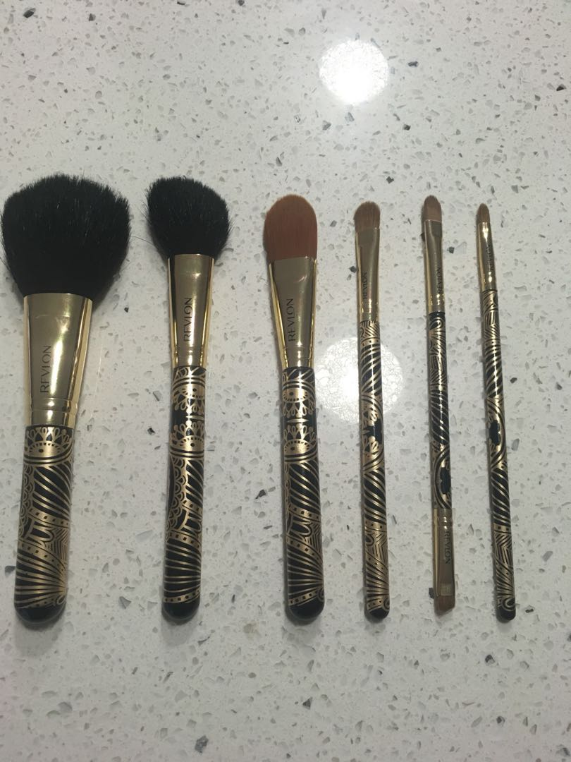 Revlon x Marchesa Makeup Brush Bundle