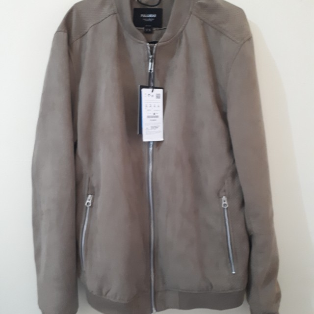 Sale jaket pull and bear