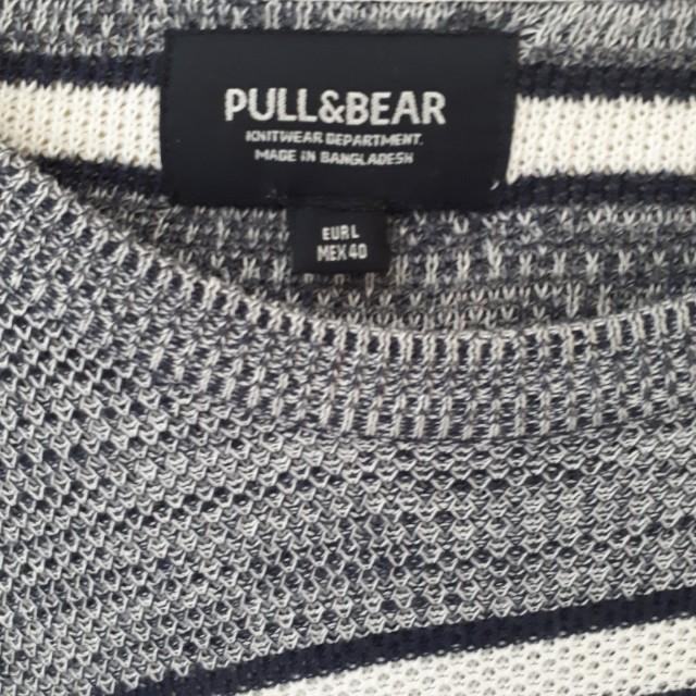 Sale sweater pull and bear trun harga
