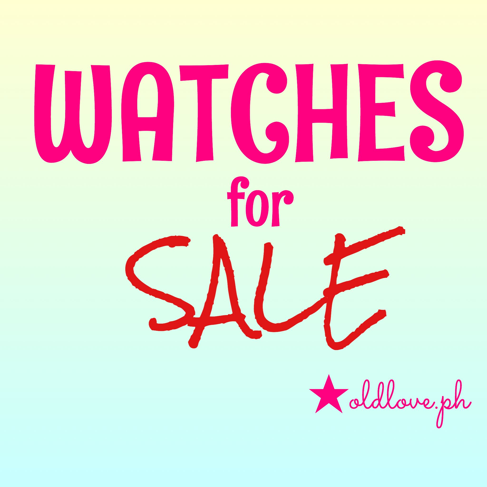 SALE‼️ WATCHES‼️