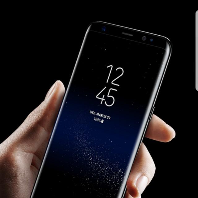 SAMSUNG 香檳金 S8智慧手機
