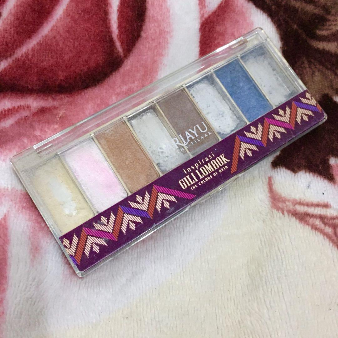 Sariayu Gili Lombok Eyeshadow Palette