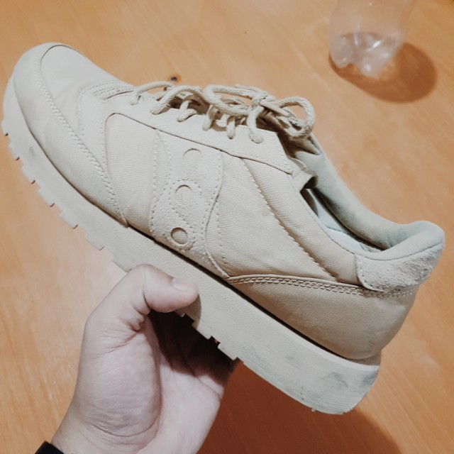 competitive price 5168b 08107 Saucony Jazz O Mono - Great Deal! on Carousell