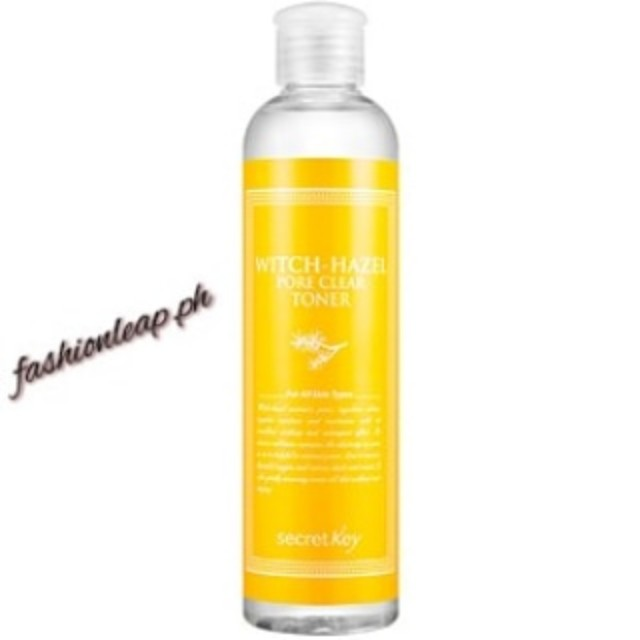 Secret Key's Witch Hazel Toner