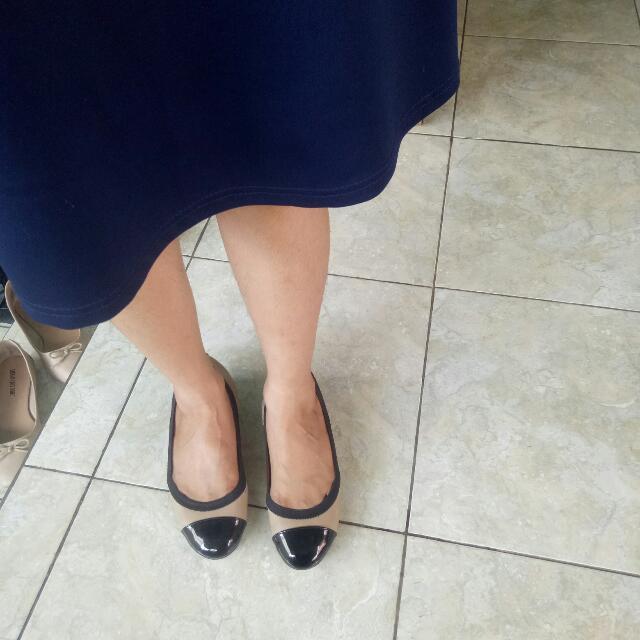Sepatu Deflex Comfort Payless 2 Tone Colour