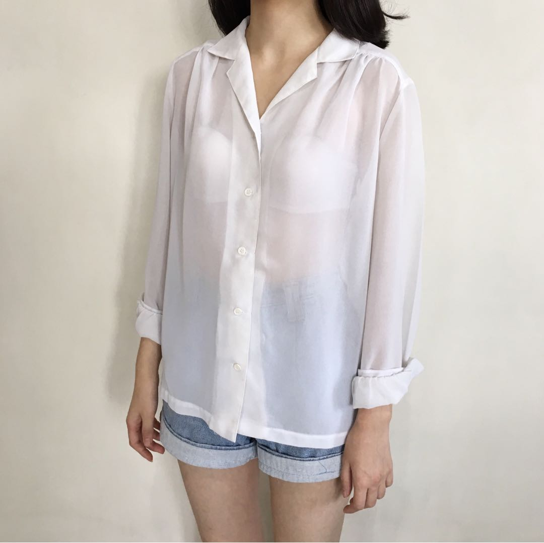 Sheer Grace Shirt