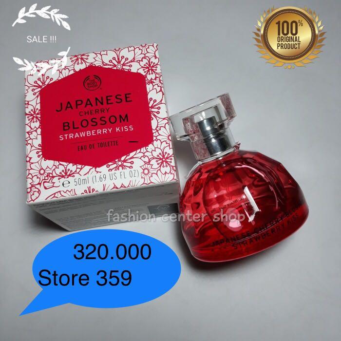 The Body Shop Orginal 100 %