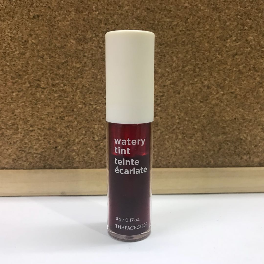 THE FACE SHOP Watery Tint 5g / Red Up / Rouge