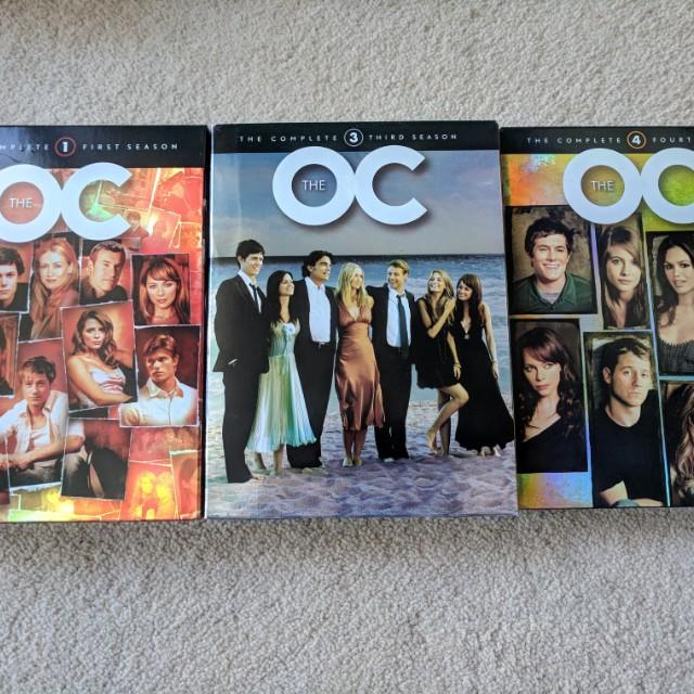The OC- various seasons
