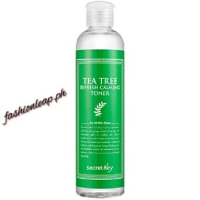 The Tea Tree Fresh Calming Toner