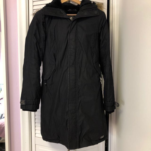 TNA Long Winter Jacket (Aritzia)