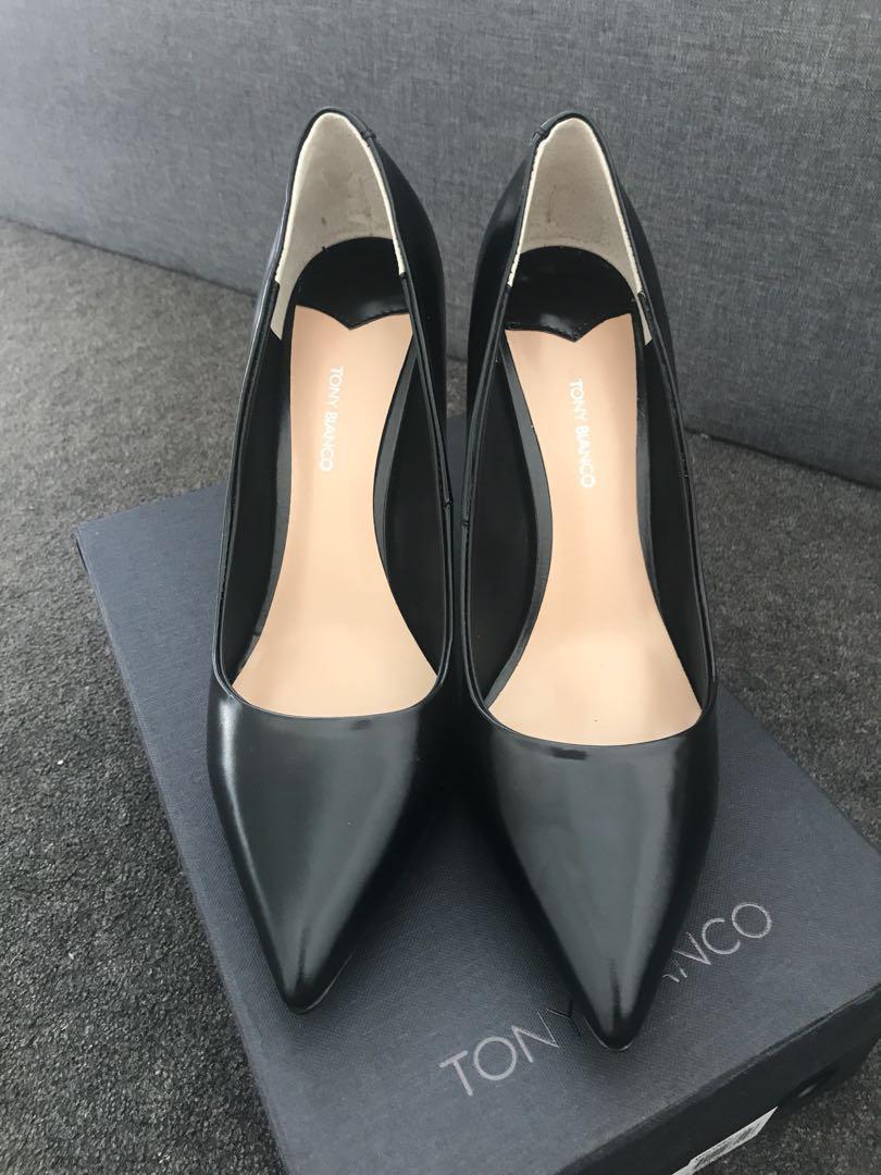 Tony Bianco black heels - BRAND NEW