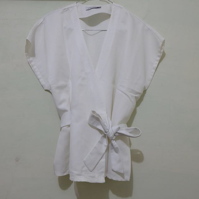 Top by cotton ink