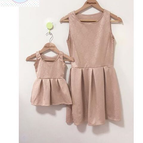 Twinning dress
