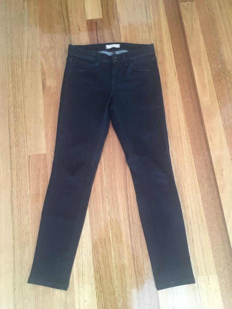 Uniqlo Indigo Skinny Jeans