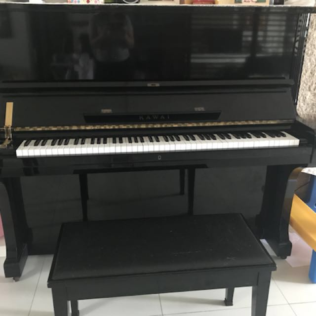Used kawai piano  Model BL-61  Serial #K844081  This is a