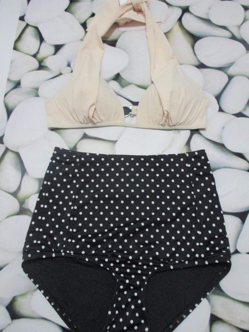 Victoria Secret Highwaist 2 piece Swimsuit