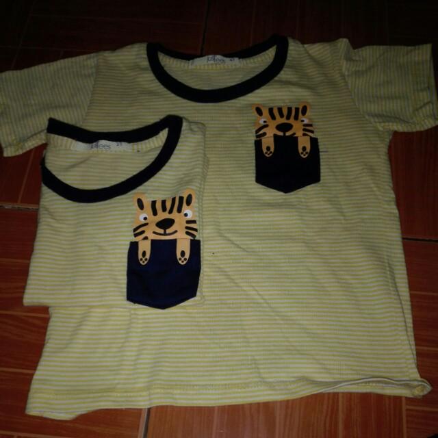 Yellow Shirt  (2T&4T)