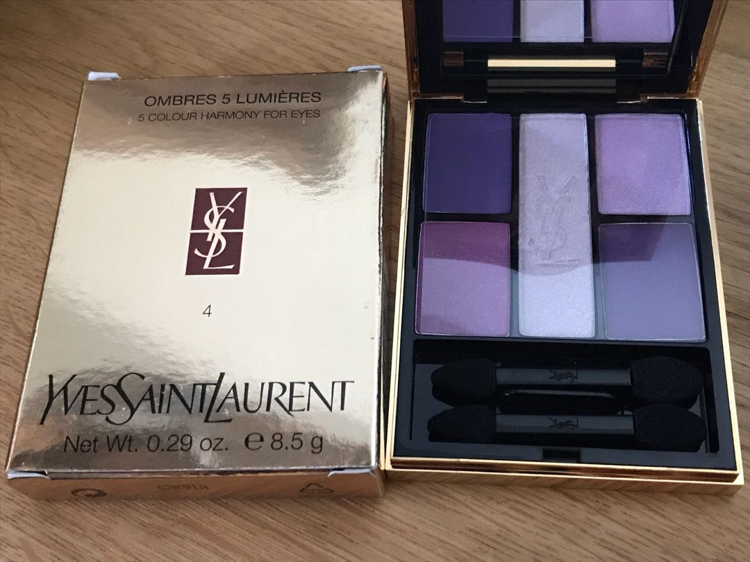 YSL Ombres 5 Lumieres #4 Purple