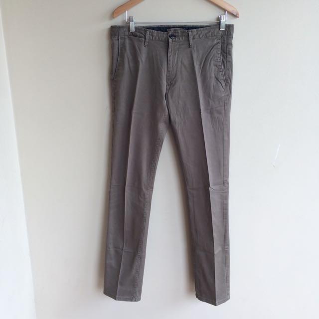 ZARA MEN pants size 32 celana pria branded murah
