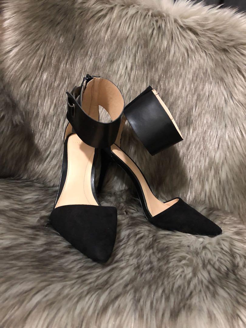Zara/TRF Pointed Toe Sandals