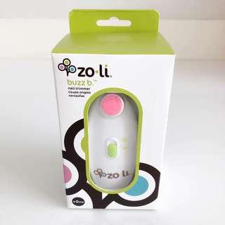 Baby Electric Nail Trimmer by ZO.LI