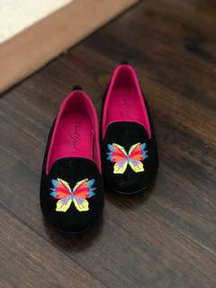 Butterfly Girls Flat shoes