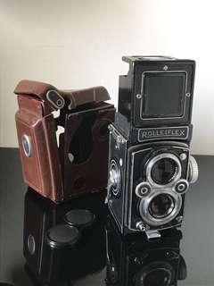 Rolleiflex 3.5B Xenar