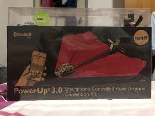 PowerUp 3.0 Smartphone Controlled Paper Airplane Conversion Ki