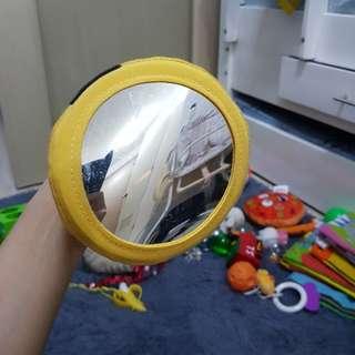 Honey mirror toy