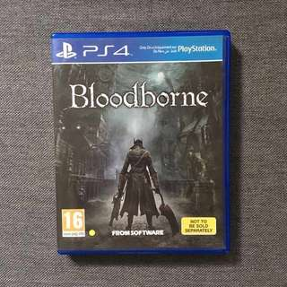 *SALE* PS4 Bloodborne