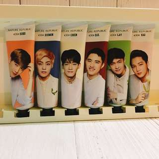 Natural Republic Exo Hand Cream